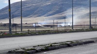Türkiye-İran doğal gaz boru hattında patlama (3) - AĞRI