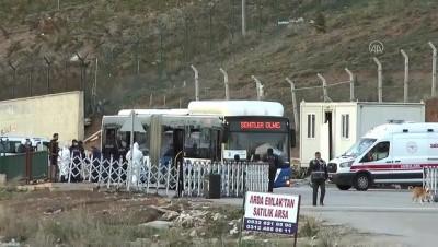 umre - Umre dönüşü karantinaya alınanlardan 168'i tahliye edildi - ANKARA