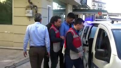 - Birbirlerini dolandırmaya çalışan dolandırıcılardan 4'ü tutuklandı