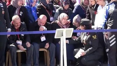 uzman cavus -  İdlib şehidi Uzman Çavuş Tuncer'in cenazesi memleketi Trabzon'a getirildi