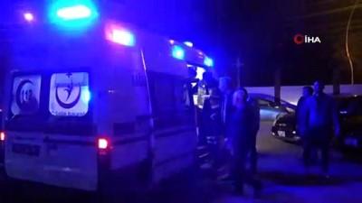 hava saldirisi -  İdlib'te yaralanan yüzbaşı Tarsus'taki evine geldi