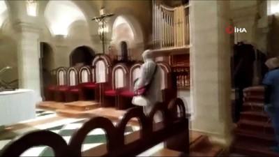 - Doğuş Kilisesi korona virüs nedeniyle kapatıldı