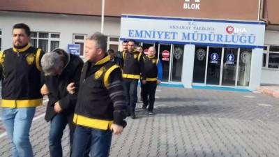 cinsel istismar -  Aksaray'da aranan şahıslar operasyonu: 4 tutuklama