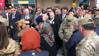 askeri toren -  Iğdırlı şehidin cenazesi memleketine geldi