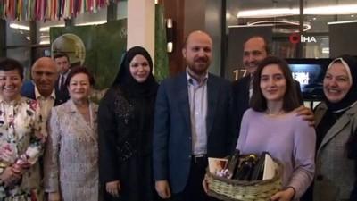 Bilal Erdoğan 'Cemre Çarşısı' etkinliğini ziyaret etti