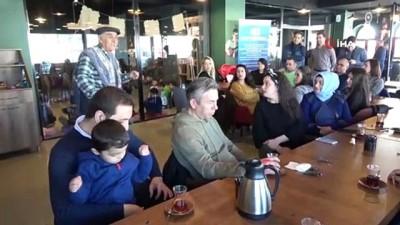 okul muduru -  'Masalcı Dede' Anadolu'yu diyar diyar geziyor