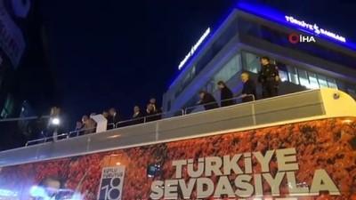 """Cumhurbaşkanı Erdoğan: """"Ey CHP zihniyeti sizin gücünüz kuvvetiniz Kanal İstanbul'u engelleyemeyecek"""""""