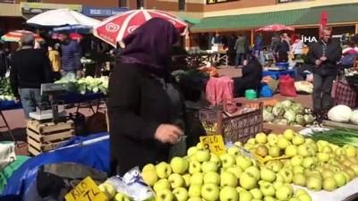 Keşan Pazarının emekçi kadınları, pazar yerinde kadın olmayı anlattı