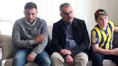 hain saldiri -  AK Parti Çorum İl Başkanı Ahlatcı'dan İdlip gazisine ziyaret