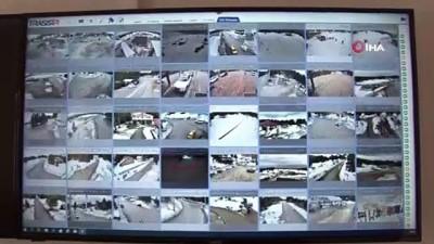 kis turizmi -  Uludağ 40 kamerayla gözetleniyor