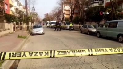 İzmir'de korkunç olay: 2 ölü 1 yaralı