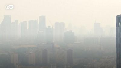 Koronavirüs hava kirliliğini azalttı