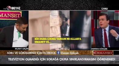 Osman Gökçek, 'Aydın olmak buysa yere batsın sizin aydınlığınız'
