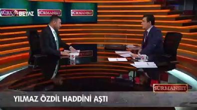 Osman Gökçek, 'Bu sözleri Özdil'e yakıştıramadım'