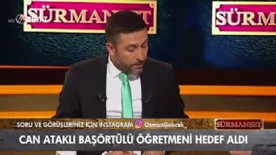 Osman Gökçek, 'Bunlar karanlık çağdan kalmışlar'