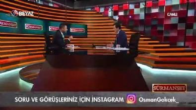 Osman Gökçek, 'İmamoğlu böyle mi sosyal izolasyon sağlayacak?'