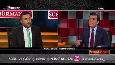 Osman Gökçek, İsmail Saymaz çelişkisine dikkat çekti!
