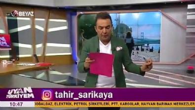 uyan turkiyem - Tahir Sarıkaya'dan tokat gibi sözler!