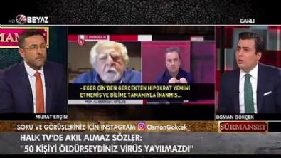 Osman Gökçek, 'Allah'tan bunlar iktidar değil'