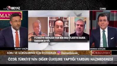 Osman Gökçek, 'Biraz da bunları yazsanıza hep bir muhalefet'