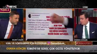 Osman Gökçek, 'Bu mesele milli bir mesele'