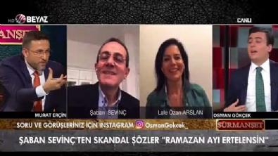 Osman Gökçek, 'Hiçbir şey bilmiyorsunuz bari konuşmayın'