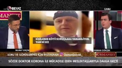 Osman Gökçek, o doktorun gerçek yüzünü ifşa etti