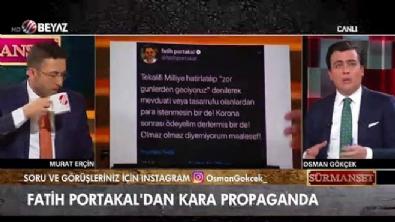 Osman Gökçek, RTÜK'e seslendi!