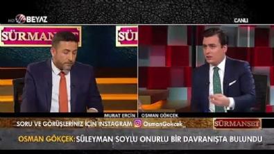 Osman Gökçek, 'Süleyman Soylu onurlu bir davranışta bulundu'