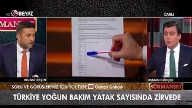 Osman Gökçek, 'Türkiye o listede lider durumda!'