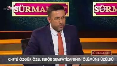 Osman Gökçek, 'Bu ülkeye düşmanlık yapana sanatçı denmez!'