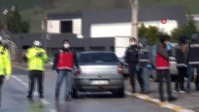 calisma saatleri -  Ülke genelinde 51 bin 170 personelle eş zamanlı Türkiye Güven Huzur Uygulaması