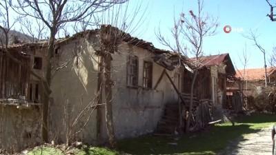 Ankara Nallıhan'daki 900 yıllık mescid keşfedilmeyi bekliyor