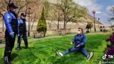 Gaziantepli komedyen korona günlerinde paylaşımlarıyla güldürüyor