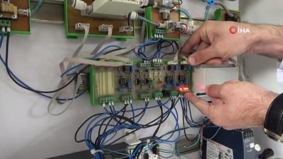 FÜ'de 'Yapay Zeka Tabanlı Solunum Cihazı' geliştirildi