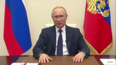 - Rusya'da ücretli izin süresi 30 Nisan'a kadar uzatıldı