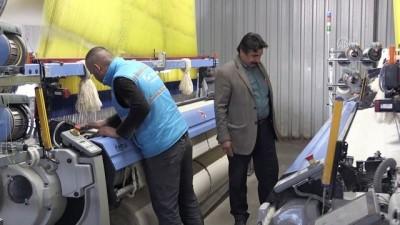 Tekstil artığı toplayarak başladığı sektörde ihracatçı oldu - DENİZLİ