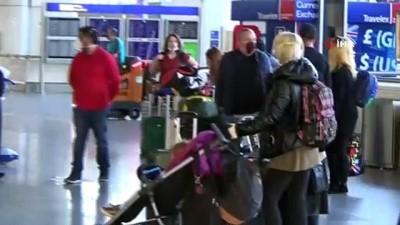 - 72 ülkeden 25 bin Türkün tahliyesine başlandı - İlk tahliye Frankfurt'tan