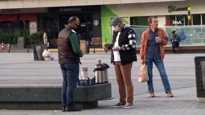 İstanbul'da kısıtlama kalktı, vatandaşlar işe gitmeye başladı