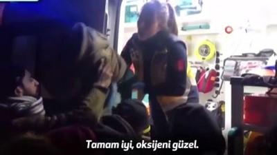 ambulans soforu -  Korona virüs vakasına giden sağlık ekibine dehşeti yaşatan şahıslara dava