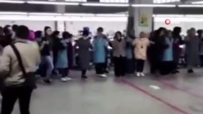 tekstil fabrikasi -  Fabrikadaki halaylı doğum günü partisine ceza yağdı