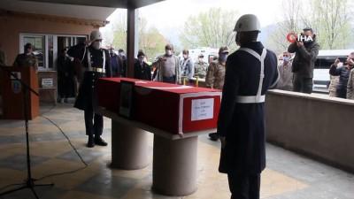 bassagligi -  Silah kazası sonucu vazife malulü olan Jandarma er, 21 yıl sonra şehit oldu