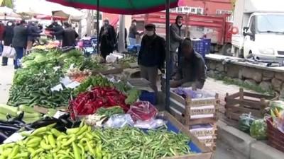 aliskanlik -  Afyonkarahisar pazarlarında Ramazan yoğunluğu