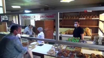 ocaklar -  Burdur'da bir ayda 4 bin askıda ekmek dağıtıldı