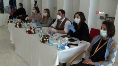 kimya -  Korona virüs ile mücadele eden firmalar İTOB'da sunum yaptı