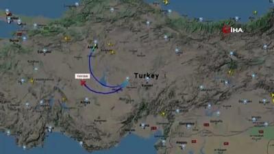 Türk Hava Yolları 23 Nisan'da gökyüzüne ay-yıldız çiziyor