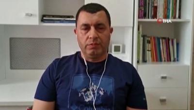 Prof. Dr. Ali Satar: 'Çekirge istilası mücadelesinde daha çok ördek, tavuk kullanılmalı'