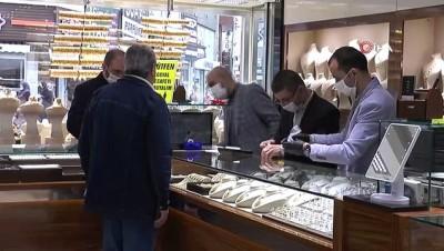 calisma saatleri -  Korona virüs altın fiyatlarını yükseltti