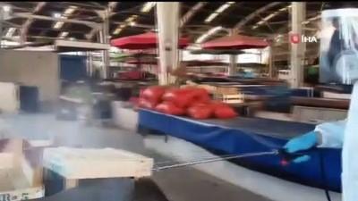pazarci -  Zonguldak'ta halk pazarı günler sonra kuruluyor