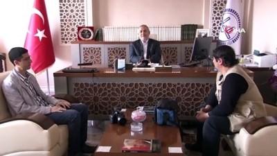 Diyanet İşleri Başkanı Ali Erbaş'a büyük destek